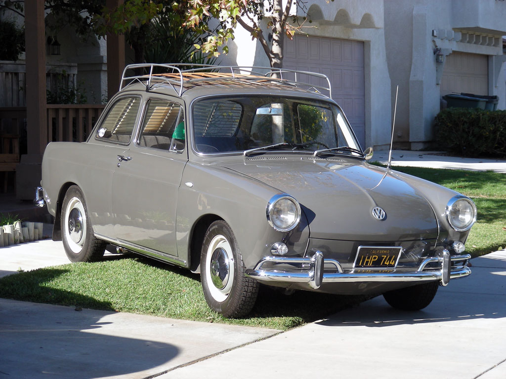 you see his VW Collection.